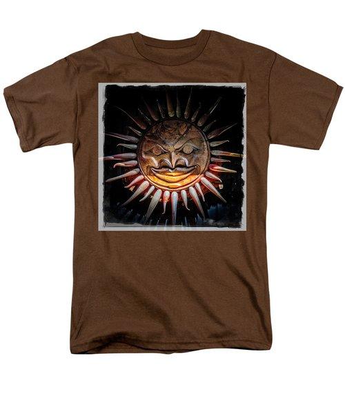 Sun Mask Men's T-Shirt  (Regular Fit) by Roxy Hurtubise