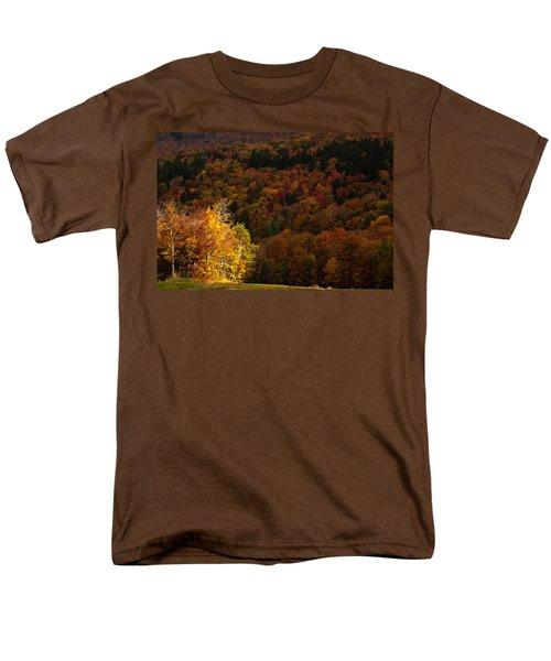 Sun Peeking Through Men's T-Shirt  (Regular Fit) by Jeff Folger
