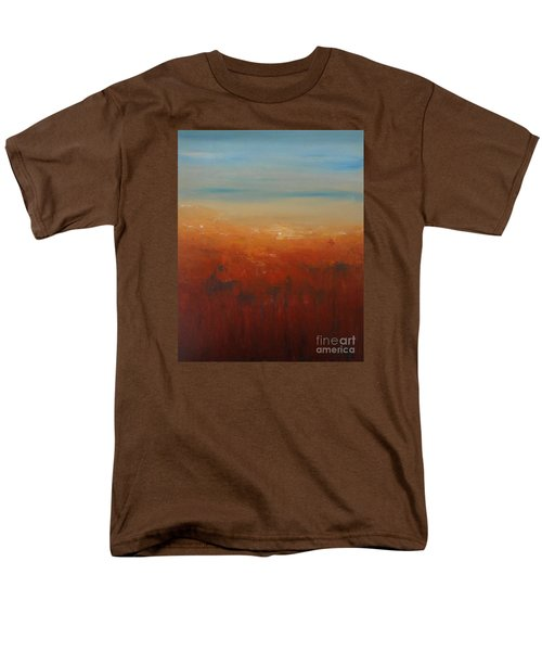 Sunburnt Country Men's T-Shirt  (Regular Fit) by Jane  See