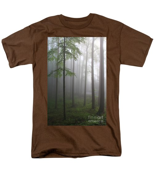 Sunrise Fog Men's T-Shirt  (Regular Fit)