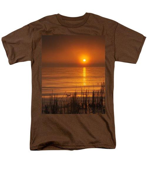 Sunrise Through The Fog Men's T-Shirt  (Regular Fit) by Scott Norris