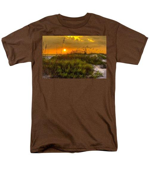 Sunset Dunes Men's T-Shirt  (Regular Fit) by Marvin Spates
