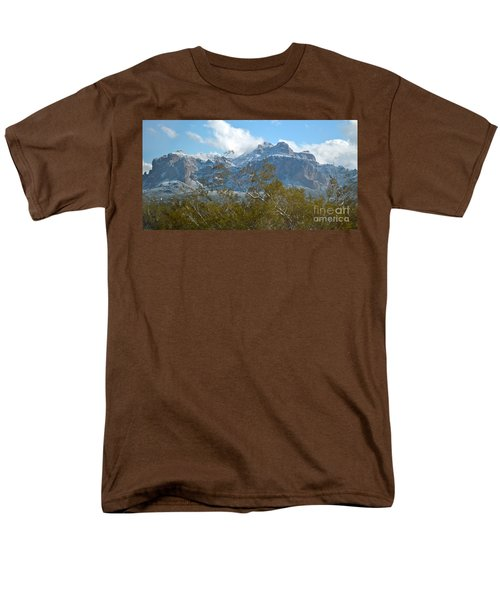 Superstition New Years Day Men's T-Shirt  (Regular Fit)