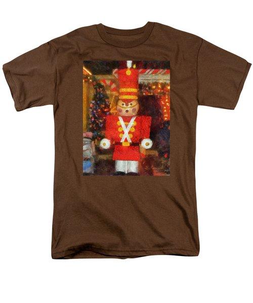 Surrender Walt Disney World Men's T-Shirt  (Regular Fit) by Thomas Woolworth