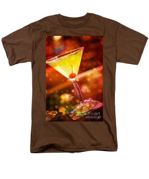 Sweet Martini  Men's T-Shirt  (Regular Fit) by Erika Weber