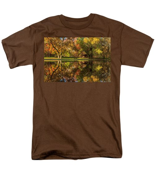 Sycamore Reflections Men's T-Shirt  (Regular Fit) by James Eddy