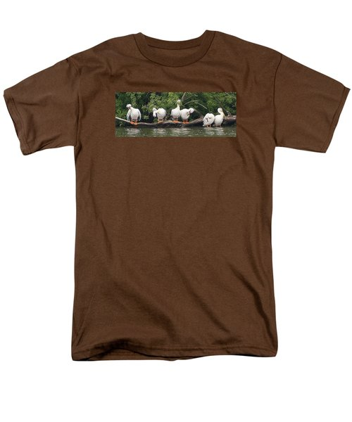 Taking Care Of Things Men's T-Shirt  (Regular Fit) by Bruce Bley