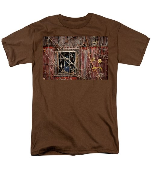 Tangled Up In Time Men's T-Shirt  (Regular Fit) by Lois Bryan