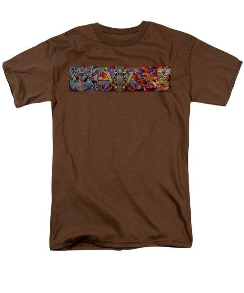 Tapestry Of Gods Men's T-Shirt  (Regular Fit)