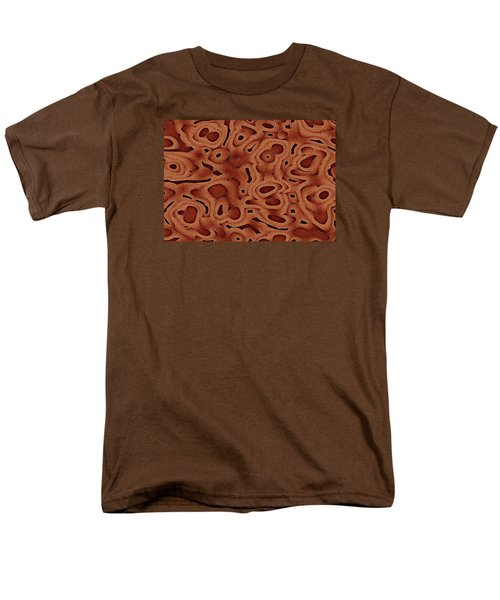 Men's T-Shirt  (Regular Fit) featuring the digital art Tapma by Jeff Iverson