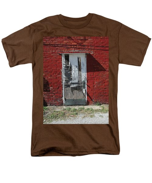 Temporary Men's T-Shirt  (Regular Fit) by Joseph Yarbrough