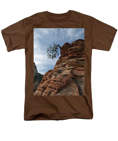 Tenacity Men's T-Shirt  (Regular Fit) by Joe Schofield