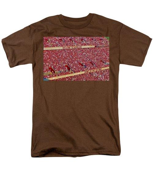 The 12th Man Men's T-Shirt  (Regular Fit) by Gary Holmes