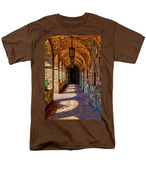 The Arches Men's T-Shirt  (Regular Fit) by Richard J Cassato