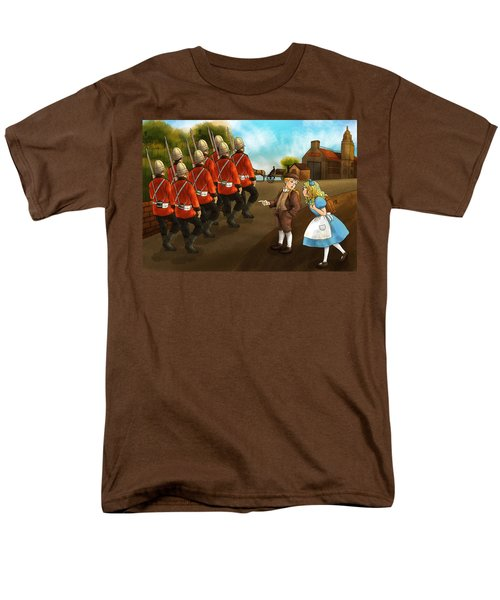 The British Soldiers Men's T-Shirt  (Regular Fit) by Reynold Jay