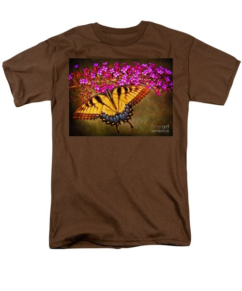The Butterfly Effect Men's T-Shirt  (Regular Fit)