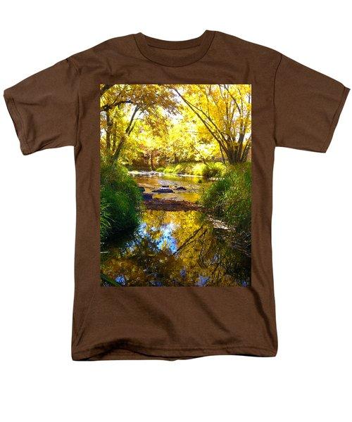 The Calm Side Men's T-Shirt  (Regular Fit) by Tiffany Erdman