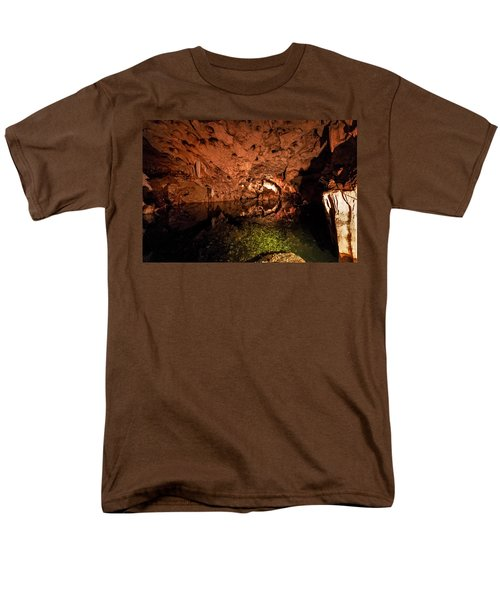The Cave Men's T-Shirt  (Regular Fit) by Bill Howard