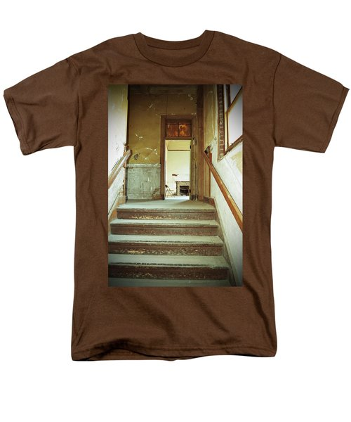 The Chair At The Top Of The Stairs Men's T-Shirt  (Regular Fit)