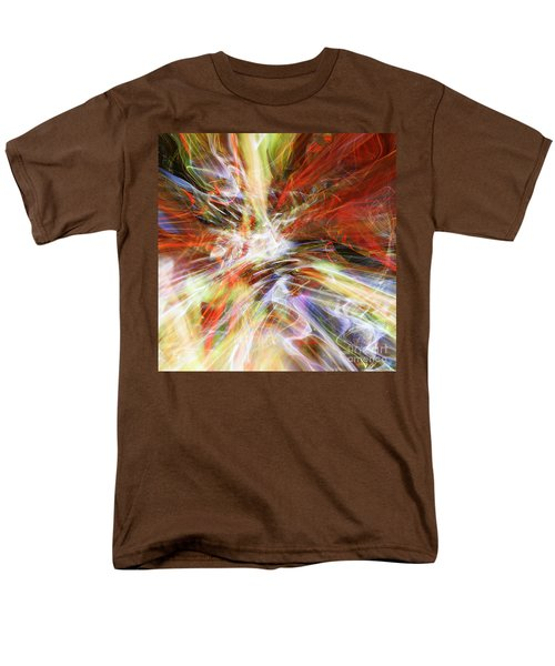 Men's T-Shirt  (Regular Fit) featuring the digital art The Cleansing by Margie Chapman