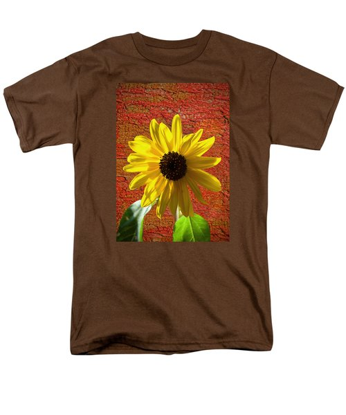 The Contrast Of Time Men's T-Shirt  (Regular Fit) by Sandi OReilly