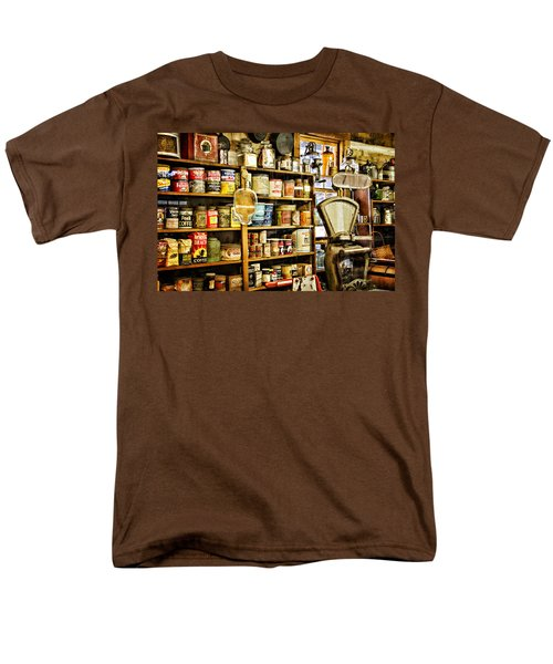 The General Store Men's T-Shirt  (Regular Fit) by Lana Trussell