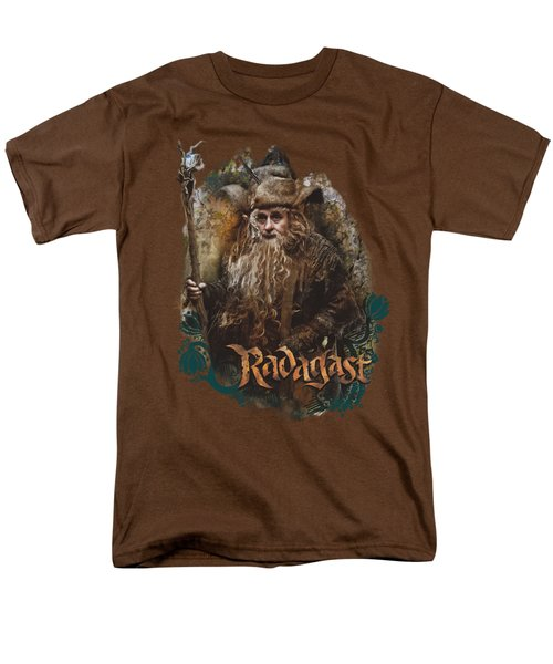 The Hobbit - Radagast The Brown Men's T-Shirt  (Regular Fit) by Brand A