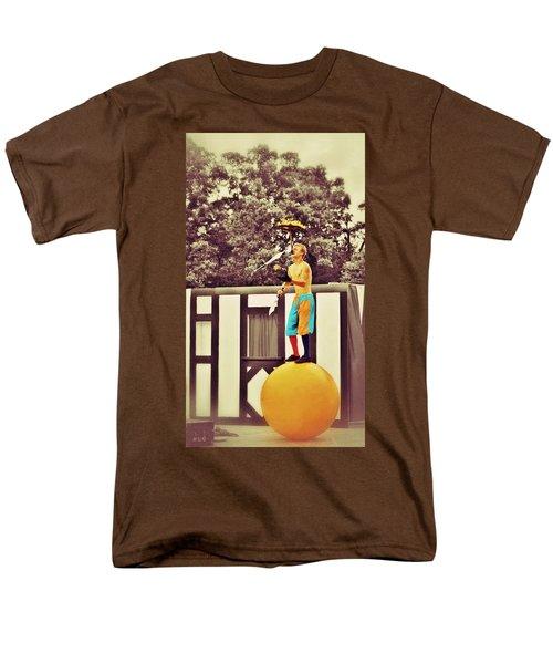 The Juggler Men's T-Shirt  (Regular Fit)
