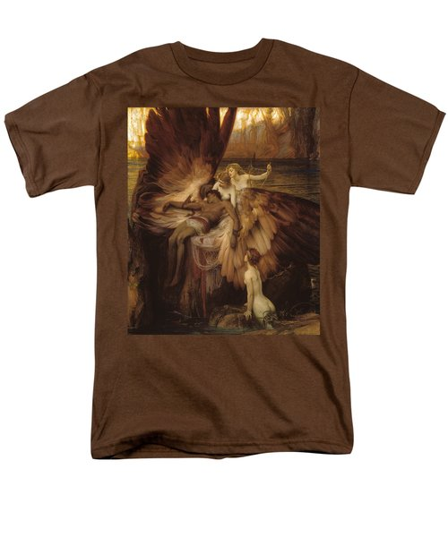 The Lament For Icarus Men's T-Shirt  (Regular Fit) by Herbert James Draper