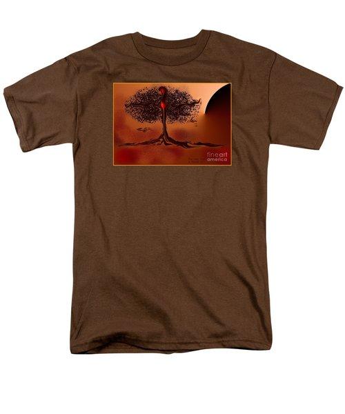 The Last Tree Men's T-Shirt  (Regular Fit)