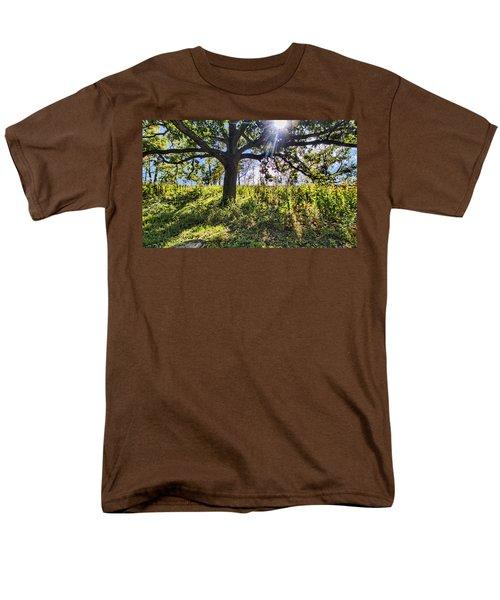 The Learning Tree Men's T-Shirt  (Regular Fit) by Daniel Sheldon