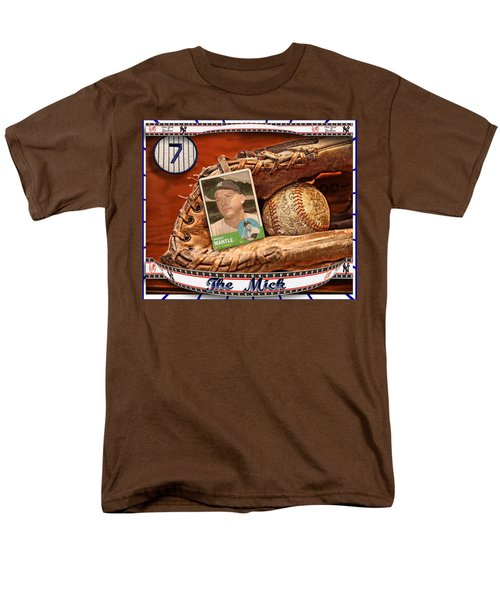 The Mick Men's T-Shirt  (Regular Fit) by John Anderson