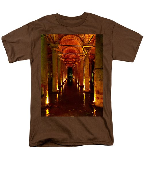 The Most Romantic Place Of Istanbul Men's T-Shirt  (Regular Fit) by Zafer Gurel