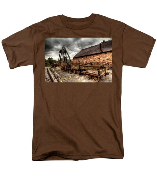 The Old Mine Men's T-Shirt  (Regular Fit) by Adrian Evans
