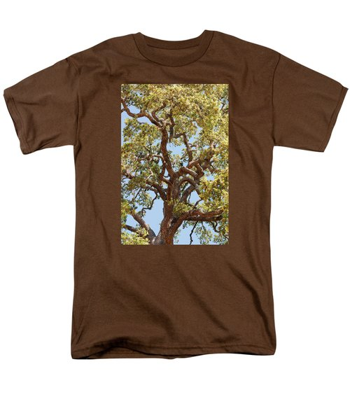 The Old Tree Men's T-Shirt  (Regular Fit) by Connie Fox