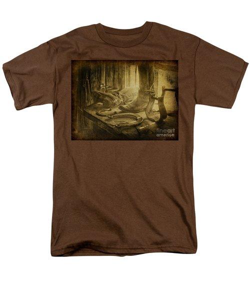 The Old West Men's T-Shirt  (Regular Fit) by Erika Weber