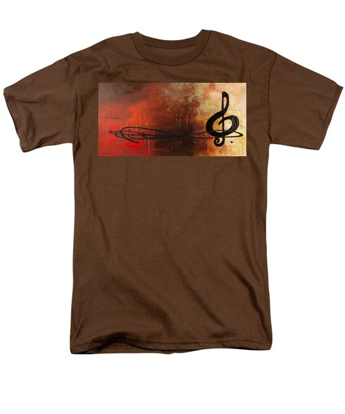 The Pause Men's T-Shirt  (Regular Fit) by Carmen Guedez