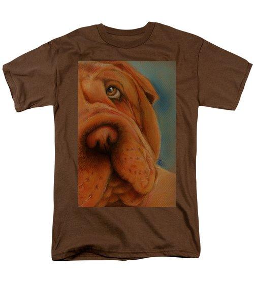The Shar-pei  Men's T-Shirt  (Regular Fit) by Jean Cormier
