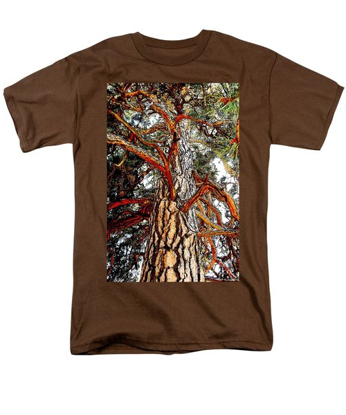 Men's T-Shirt  (Regular Fit) featuring the photograph The Strong One by Joseph J Stevens