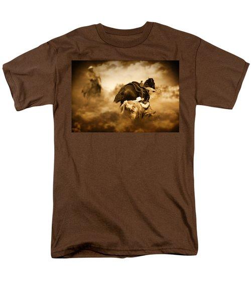 The Takedown Men's T-Shirt  (Regular Fit) by Davandra Cribbie