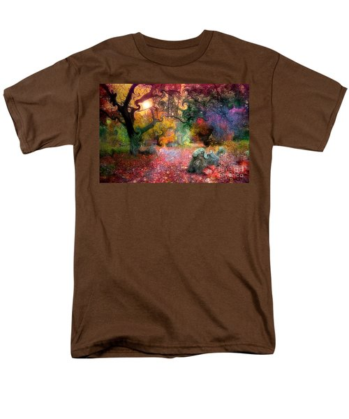 The Tree Where I Used To Live Men's T-Shirt  (Regular Fit) by Tara Turner