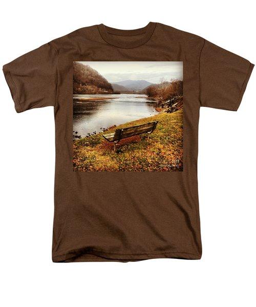 The View Men's T-Shirt  (Regular Fit)