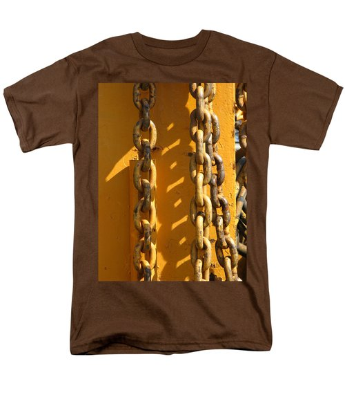 The Weakest Link Men's T-Shirt  (Regular Fit)