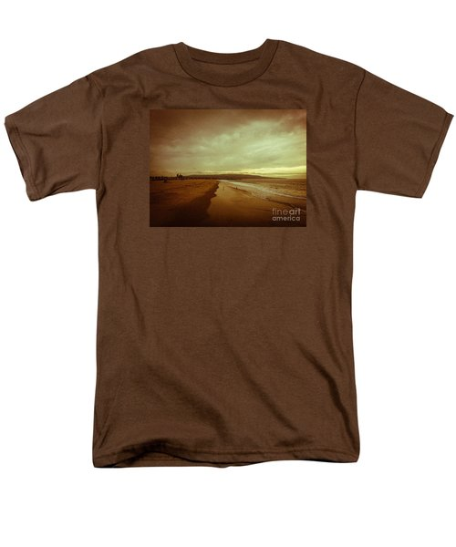 The Winter Pacific Men's T-Shirt  (Regular Fit) by Fei A