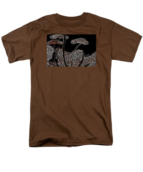 These Silly Little Mushrooms Men's T-Shirt  (Regular Fit) by Sherri's Of Palm Springs