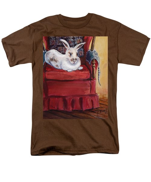 This Is My Chair Men's T-Shirt  (Regular Fit) by Joy Nichols