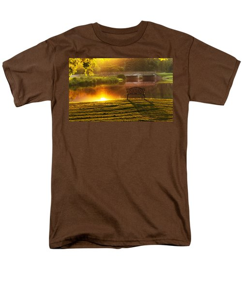 This Old Bridge Men's T-Shirt  (Regular Fit)