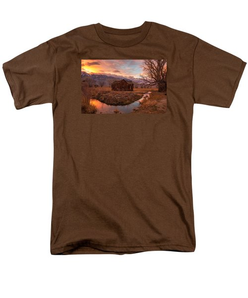 This Old House Men's T-Shirt  (Regular Fit) by Tassanee Angiolillo