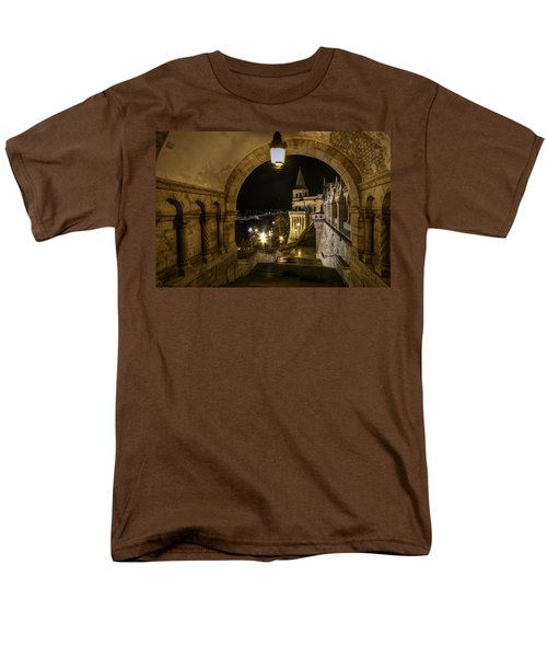 Through The Arch Men's T-Shirt  (Regular Fit) by Nathan Wright