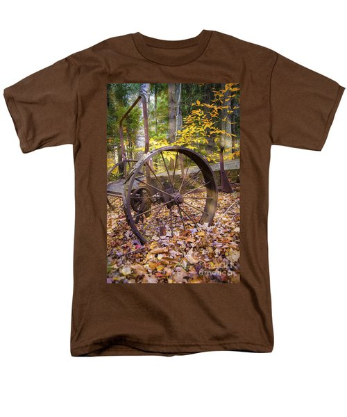 Men's T-Shirt  (Regular Fit) featuring the photograph Time Gone By by Alana Ranney